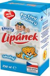Nápoj mléko neochucené Lipánek