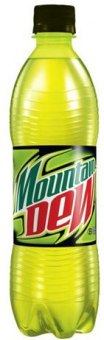 Limonáda Mountain Dew