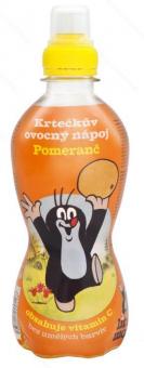 Nápoj ovocný Krtečkův X drink