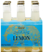Nápoj Premium Lemon Dry Freeway