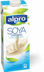 Nápoj sójový Alpro Soya