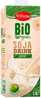 Nápoj sójový Bio Milbona