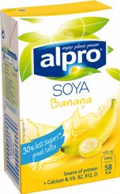 Nápoj sójový ochucený Alpro Soya