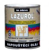 Napouštěcí olej na dřevo Lazurol
