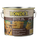 Napouštědlo na dřevo Exotic Oil Bondex