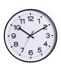 Nástěnné hodiny Ideenwelt