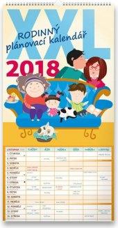 Nástěnný plánovací kalendář