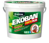Nátěr na betonové podlahy Ekoban Forte Plus Detecha