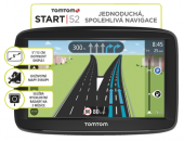 Navigace Start 52 Europe Tomtom