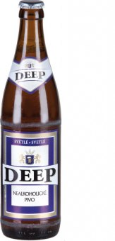 Nealkoholické pivo Deep