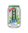 Nealkoholické pivo ochucené Lech