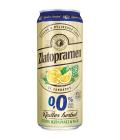 Nealkoholické pivo ochucené Radler Zlatopramen