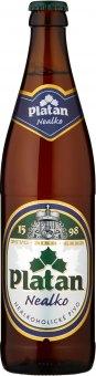 Nealkoholické pivo Platan