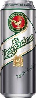 Nealkoholické pivo Zlatý Bažant