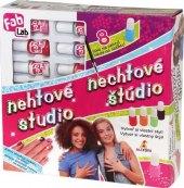 Nehtové studio Fablab