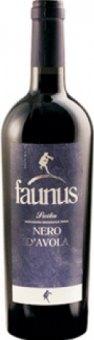 Víno Nero D´Avola Faunus Primitivo