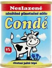 Mléko kondenzované neslazené Condé Bohemilk