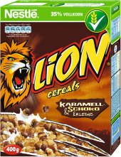 Cereálie Lion Nestlé