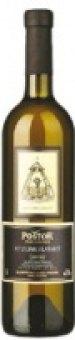 Víno Neuburské Poštor Velké Pavlovice - pozdní sběr