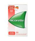 Nikotinové žvýkačky Gum Nicorette