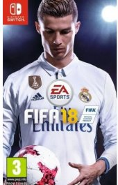 Nintendo hra FIFA 18