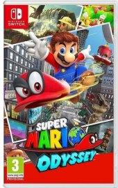 Nintendo hra Super Mario Odyssey