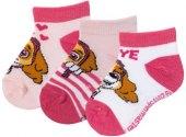 Nízké dívčí ponožky