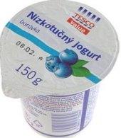 Jogurt nízkotučný ochucený Tesco