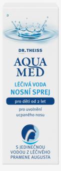Sprej nosní Aqua Med Dr.Theiss