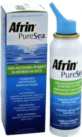 Nosní sprej Pure Sea Isotonic Afrin