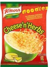 Instantní polévky nudlové Noodles Knorr