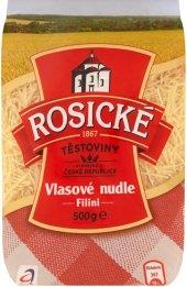 Polévkové nudle Rosické