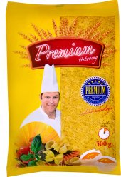 Polévkové nudle vaječné Premium Japavo