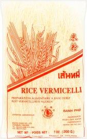 Nudle rýžové vlasové F. W. Tandoori