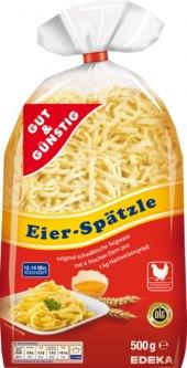 Nudle vaječné Gut&Günstig  Edeka