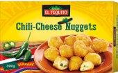 Nugetky sýrové s chilli El Tequito