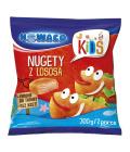 Nugety z lososa mražené Kids Nowaco