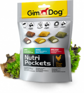 Pamlsky pro psy Nutri Pockets Gimdog
