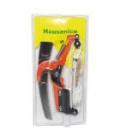 Zahradní nůžky housenice J.A.D Tools