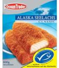 Filety obalované z aljašské tresky mražené Ocean Trader