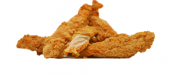 Obalované kuřecí stripsy mražené Zizu
