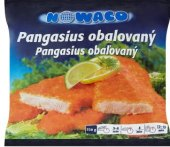 Pangasius obalovaný mražený Nowaco