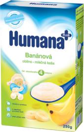 Obilno-mléčná kaše Humana