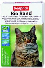 Obojek antiparazitní pro kočky Bio Band Beaphar