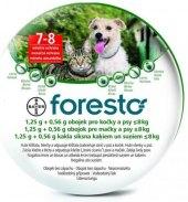 Obojek antiparazitní pro psy Foresto