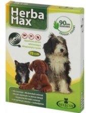 Obojek antiparazitní pro psy Herba Max