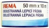 Oboustranná lepicí páska Sigma