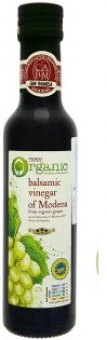 Ocet balsamico Tesco Organic