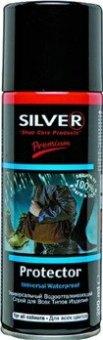 Sprej impregnační ochranný na obuv Silver