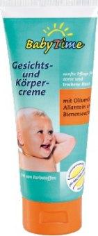 Krém ochranný dětský Babytime